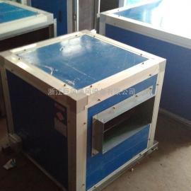 供��HTFC-A低噪音柜式�x心�L�C,消防排��通�L�C方形