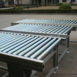 滚筒输送线设备 空调滚筒输送线 10年设计制作