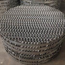 不锈钢孔板波纹填料 不锈钢孔板填料 孔板波纹填料 江苏中鼎化工设备有限公司