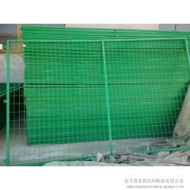 【厂家现货供应】护栏网 双边丝护栏网 养殖铁丝围栏网
