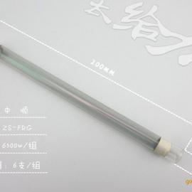 纳米石英晶体管加热管 非金属石英发热管 石英晶体管加热管