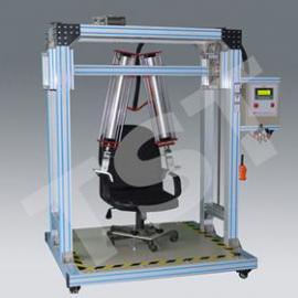 木制椅凳座面、靠背、扶手耐久性测试/办公椅耐久性组合测试仪