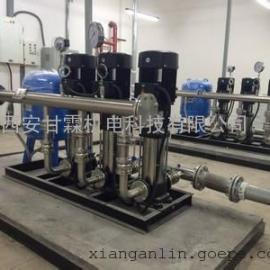 天水深井泵变频供水设备厂家