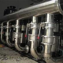 西安不锈钢无负压供水设备,西安不锈钢变频供水设备