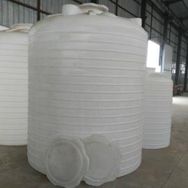 10吨PAC溶液搅拌桶 PAC溶液储罐 西安塑料桶厂家