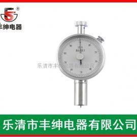 LX-A邵氏硬度计 橡胶硬度计LX-A硬度计厂家
