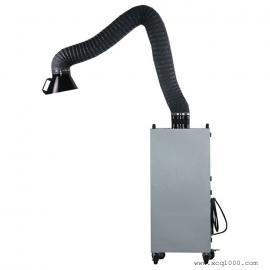 上海工业焊烟净化器威德尔HW-11工业吸尘设备