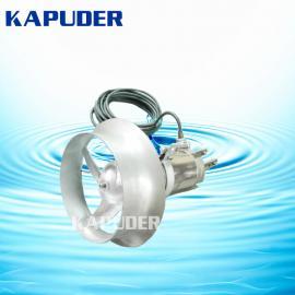南京凯普德专业生产QJB0.37/6不锈钢潜水搅拌机