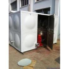 箱泵一体化消防增压给水设备方案
