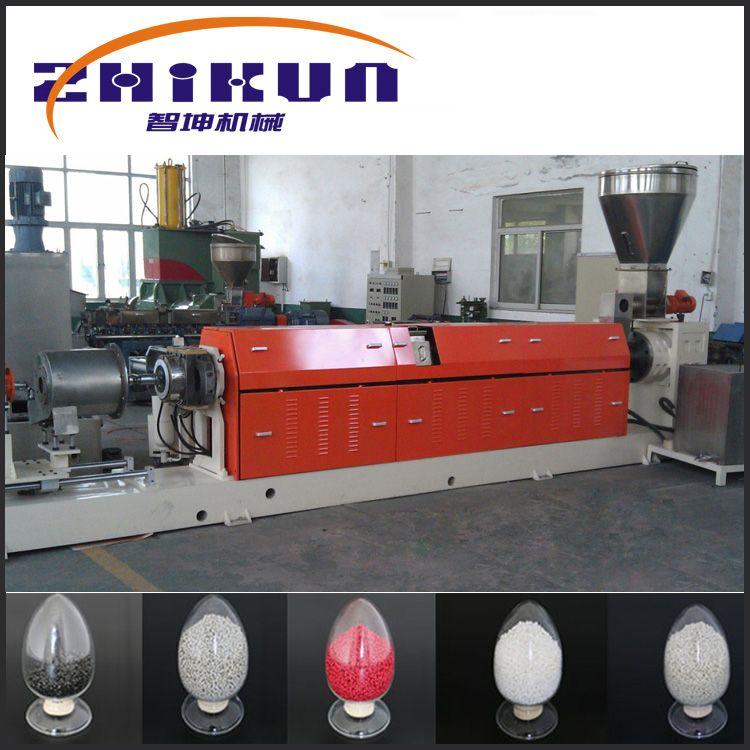 ZKD-120单螺杆废旧塑料造粒机|单螺杆造粒机
