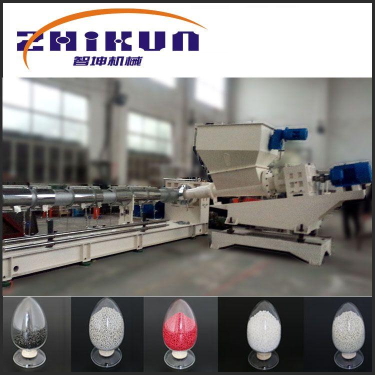 热销推荐多功能ZKD-120单螺杆塑料挤出机