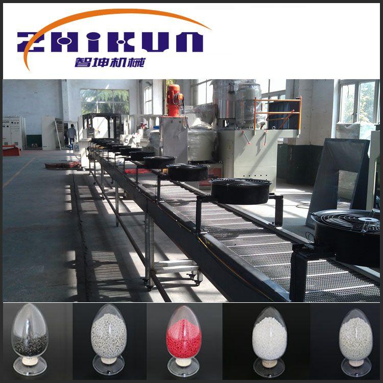 生产供应ZK-52B风冷热切挤出造粒机