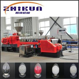 供应ZKJ-65/150同向平行高速双阶式复合塑料造粒机