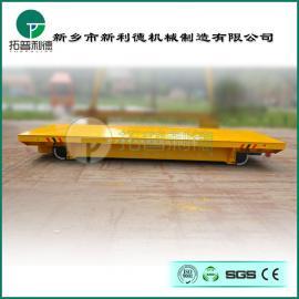 储运设备梁式结构手动刹车地铁牵引车电动升降平台车厂家直销
