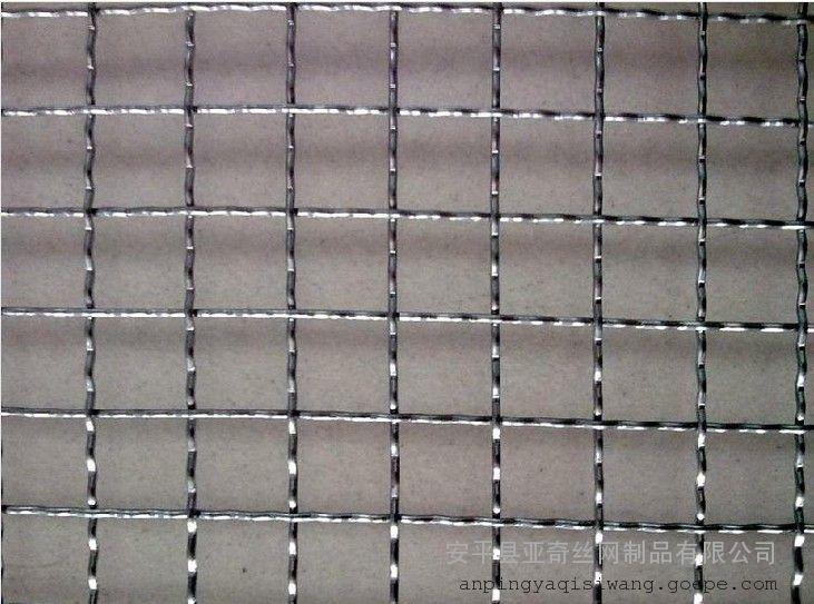 商洛锰钢丝轧花网加工定做-冷镀锌电焊网-优质低碳刚挡粮网