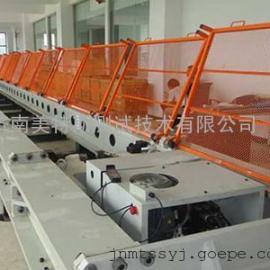 钢芯铝绞线卧式拉力试验机