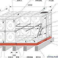 渭南SUS304不锈钢水箱技术