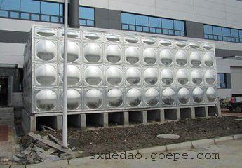陕西厂区不锈钢水箱厂家直销