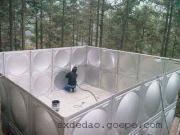 陕西不锈钢水箱维修