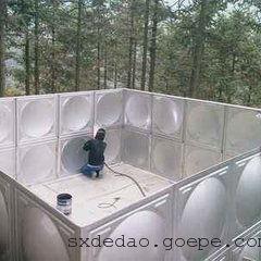 咸阳水箱,不锈钢水箱厂家