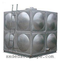 咸阳不锈钢方形水箱厂家