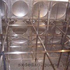 供应咸阳BDF水箱,不锈钢水箱