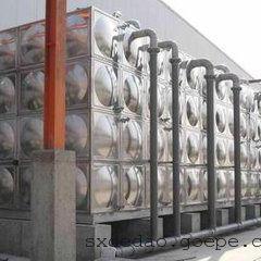 西安圆形不锈钢保温水箱