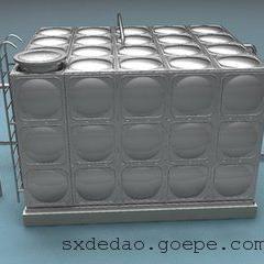 咸阳不锈钢方形水箱