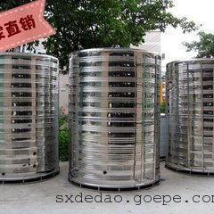 咸阳圆形不锈钢保温水箱