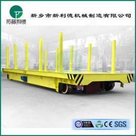 工业机械加工车间带支架式轨道过跨车电机、电动平板车缓冲装置