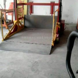 流动式登车桥|移动式装卸平台|货车装货平台东莞厂家直销