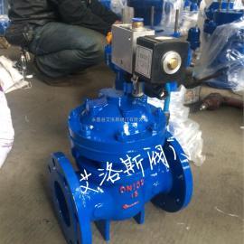 厂家直销 J841X电磁液(气)动隔膜排泥阀 隔膜截止阀