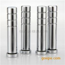 批量加工GP导柱 油槽型卸料板导柱规格齐全-恒通兴模具配件