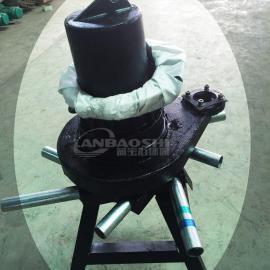 厂家直销QXB潜水离心式曝气机污水生化处理曝气7.5kw