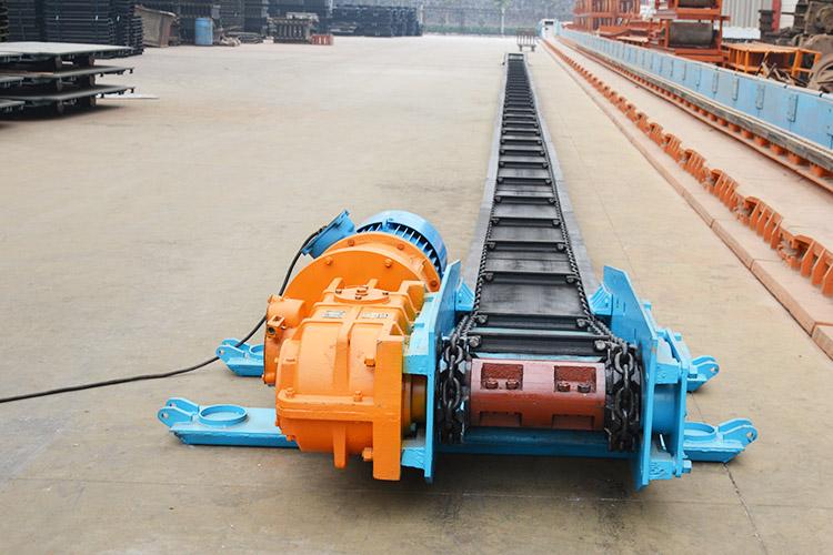40刮板机 刮板机生产厂家 嵩阳煤机
