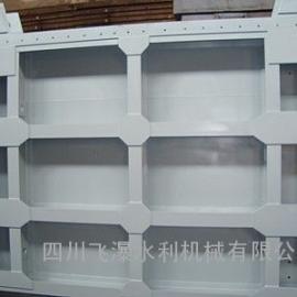 .钢制闸门-设备齐全,工艺先进,检测手段完善