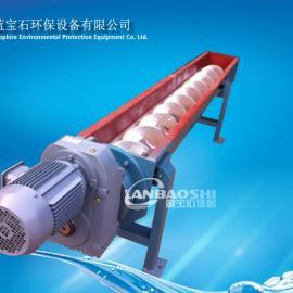 螺旋输送机饲料上料机无轴有轴型号定制绞龙传输机