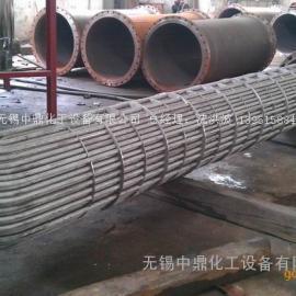 SUS317L型低温列管式冷凝器