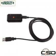 7304-1数据盒(带2米线) 英示原装 单数USB传输线