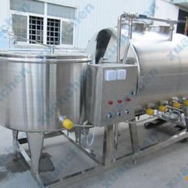 CIP清洗系统价格 cip清洗机 饮料管道清洗设备厂cip在线清洗设备