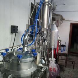 1T玫瑰精油提取设备机组
