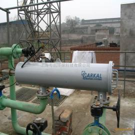 以色列阿科水力驱动电动全自动反冲洗自清洗网式过滤器