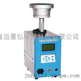 环境监测粉尘采样器JHK-120F中流量颗粒物采样器直销