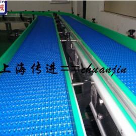 环保材料注塑配套网带输送机,注塑机接料送料输送机