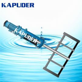 南京凯普德供应JBK框式搅拌机 锚式搅拌机 絮凝搅拌机