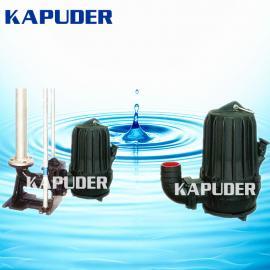 AS增强型排污泵 撕裂泵厂家 南京凯普德