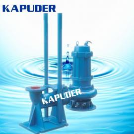 南京凯普德供应AF型双绞刀潜水排污泵 铰刀泵 撕裂泵
