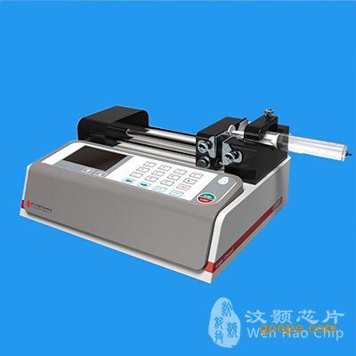 汶颢单推式微流控注射泵图片