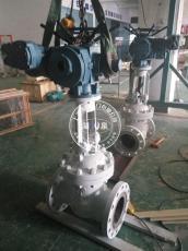 电动专业级煤安隔爆闸阀