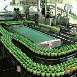 全自动绿茶饮料加工设备价格|小型塑料瓶装绿茶饮料加工机械厂家
